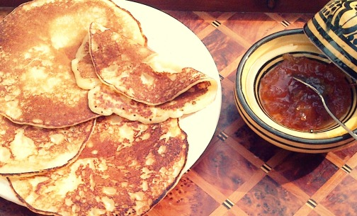 pancakes aux pommes.2jpg