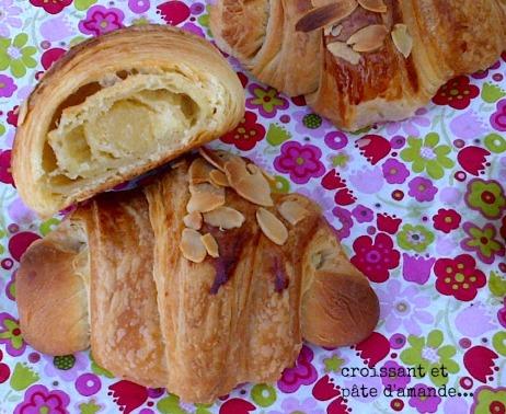 croissants amande 2