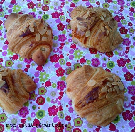 croissants amande