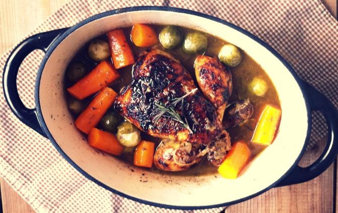 poulet cocotte