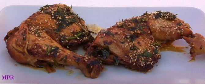 poulet sauce soja 5
