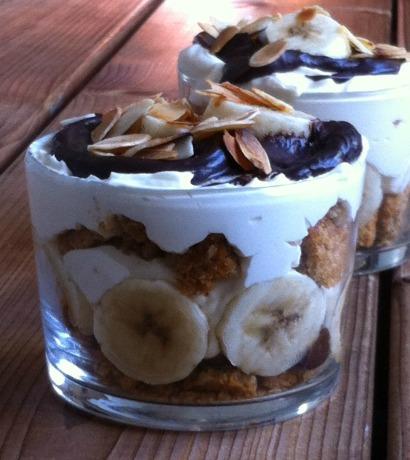 trifle banane chocolat 4