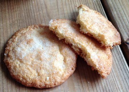 cookies au sucre