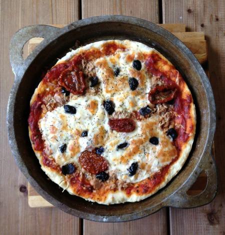 Pizza du tricheur 2