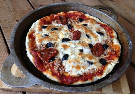 Pizza du tricheur 3