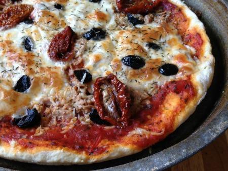Pizza du tricheur