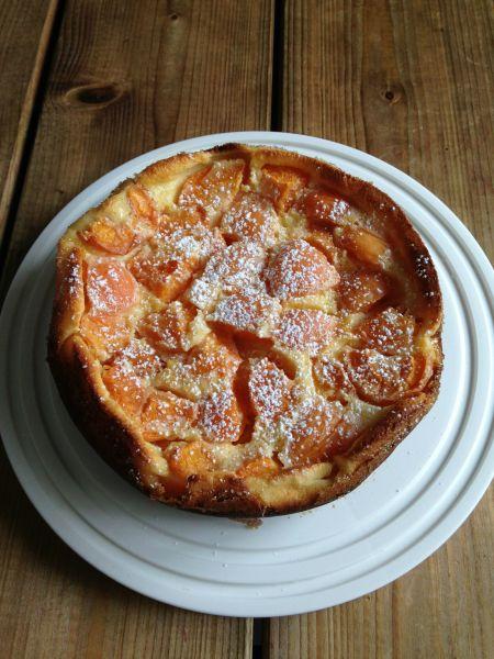 clafoutis au creamcheese 2