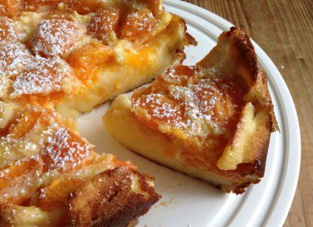 clafoutis au creamcheese 3