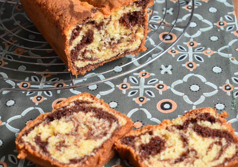 cake marbré 2